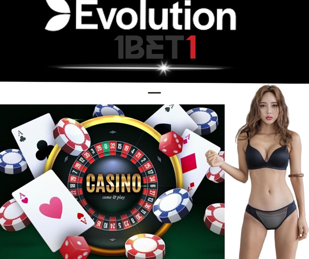 해외정식사이트 카지노사이트 Evolution 은 브랜드 변경