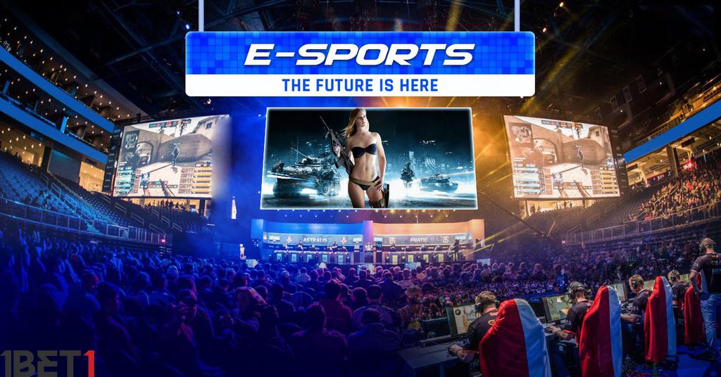 일반적으로 오늘 최고의 5 가지 e- 스포츠 게임