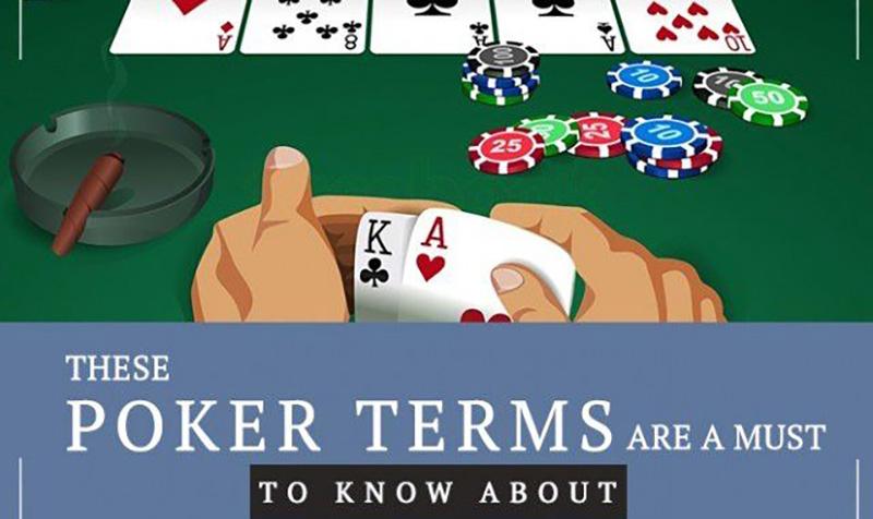 온라인 또는 전통적인 포커 카지노사이트 의 모든 용어 및 속어 용어