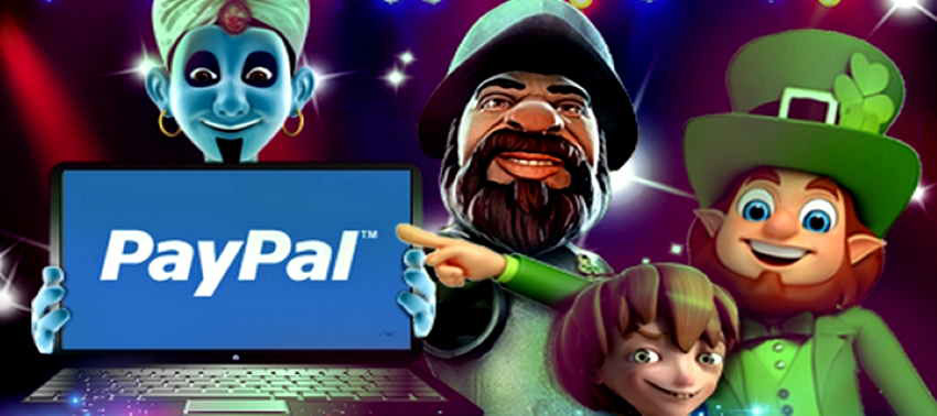 온라인 카지노사이트 에서 PayPal  - 강력한 결제 게이트웨이