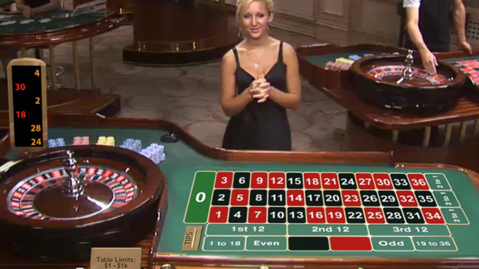 도박의 새로운 방향-라이브 룰렛 에 카지노사이트