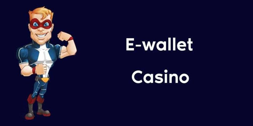 전자지갑( 온라인 카지노사이트 에서 돈을 지불 )