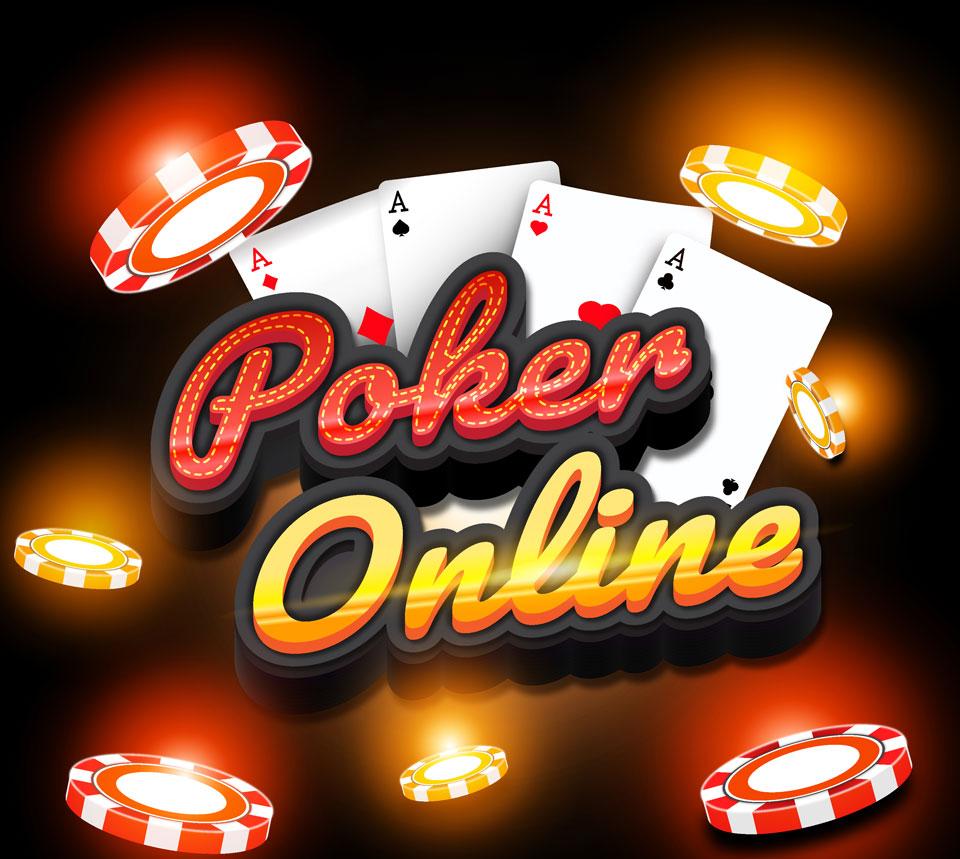 온라인 포커 게임의 장점