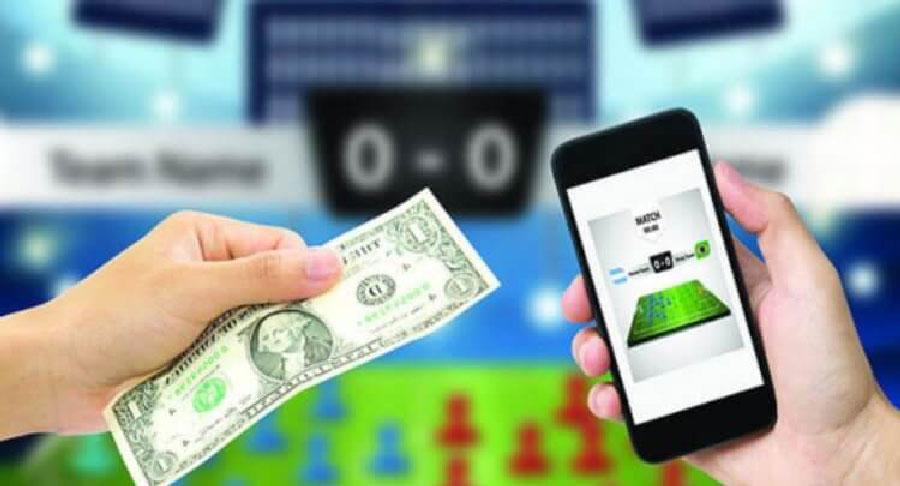 온라인 베팅 은 금융 시장의 한 형태입니다.